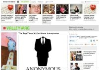 The Top Three Myths About Anonymous