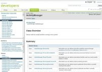 ActivityManager | Android Developers