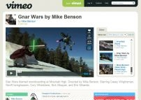 Gnar Wars by Mike Benson on Vimeo