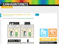 Programming Languages In School