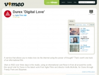 Durex 'Digital Love'