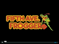 5th Ave Frogger