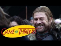Game of Thrones as a Seinfeld Sitcom