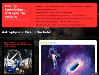 Astrophysics: Fire in the hole!