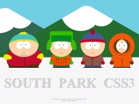 South Park in CSS3