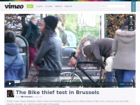 The Bike thief test