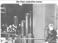 Star Wars: behind the scenes