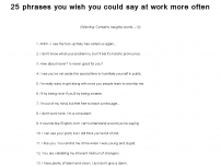 Phrases you wish you could say at work