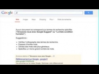 La condition Humaine vue par Google - YouTube