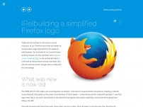 (Re)building a simplified Firefox logo