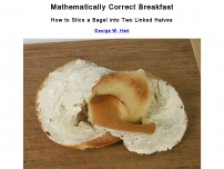 Mathematically Correct Breakfast