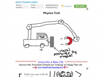 Physics Troll