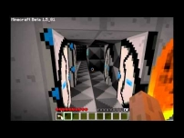 Minecraft Portal First Chapter