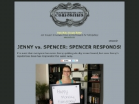 Jenny vs. Spencer